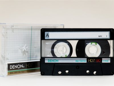 DENON HD7 盒式录音带