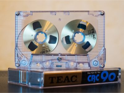 TEAC CRC-90 盒式录音带