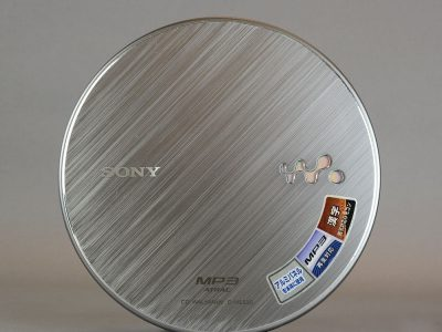 索尼 SONY D-NE830 CD随身听