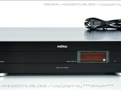 REVOX B26 FM接收机 收音头
