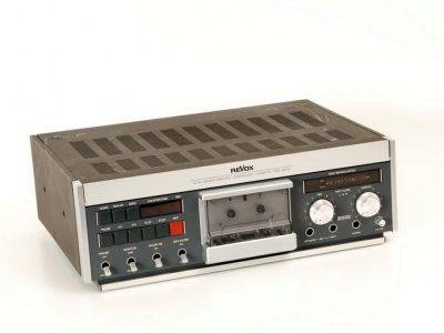 Revox B710 卡座