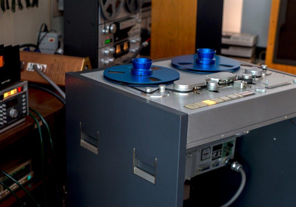 STUDER A80R 两轨开盘机