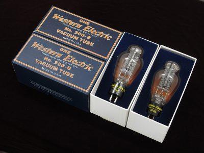 西电 Western Electric 300B 电子管 2006年製