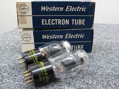 西电 Western Electric 104D 电子管 1960年代