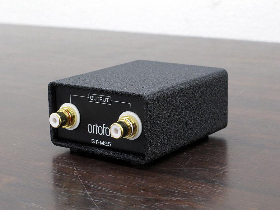 ortofon ST-M25 MC 唱头放大器