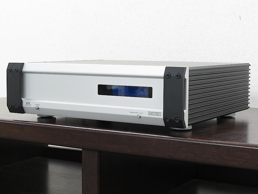 MUSICAL FIDELITY kW-DM25 DAC 24bit 192kHz 解码器
