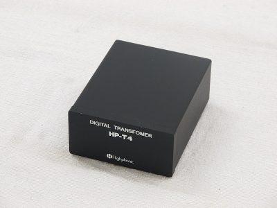 Highphonic HP-T4 数字处理器