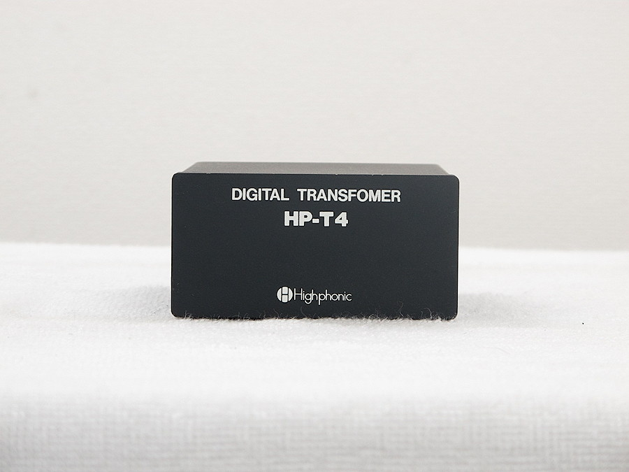 Highphonic HP-T4 数字处理器