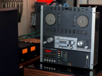 STUDER A810 BBC广播电台专业2轨开盘机(嫁出) - 广安经典音响