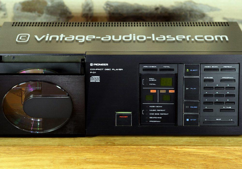 先锋 PIONEER P-D1 CD播放机
