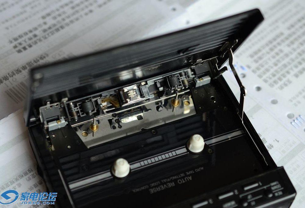 松下 Panasonic RQ-V450 磁带随身听