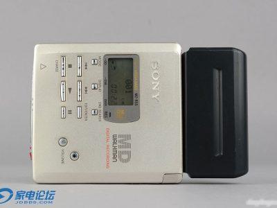 MD两台, SONY MZ-R55, Victor XM-P55-A