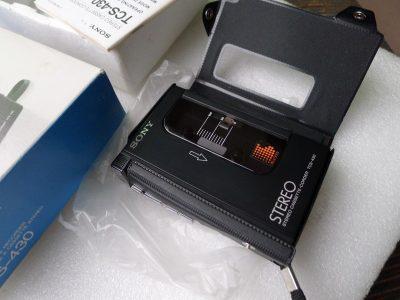 索尼磁带采访机 SONY TCS-430