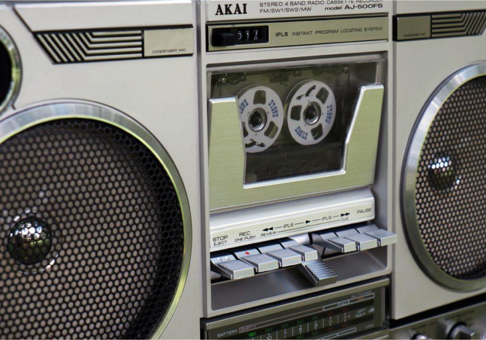 AKAI AJ-500FS