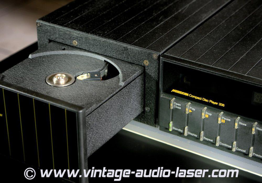 Meridian 206 CD播放机