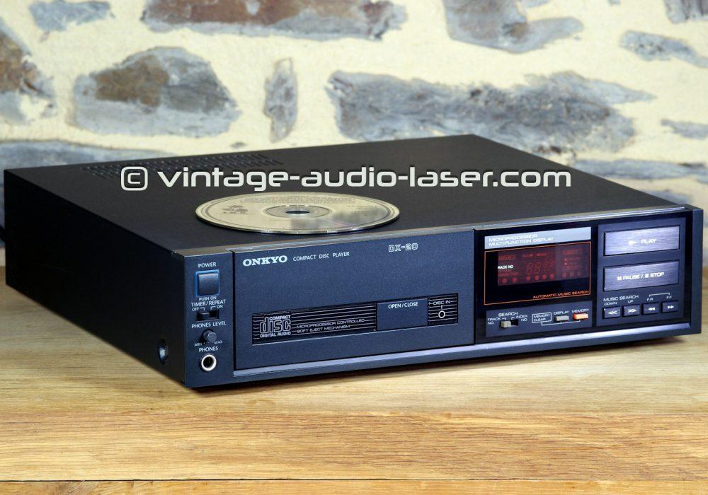 Onkyo DX-100 / DX-20 CD播放机