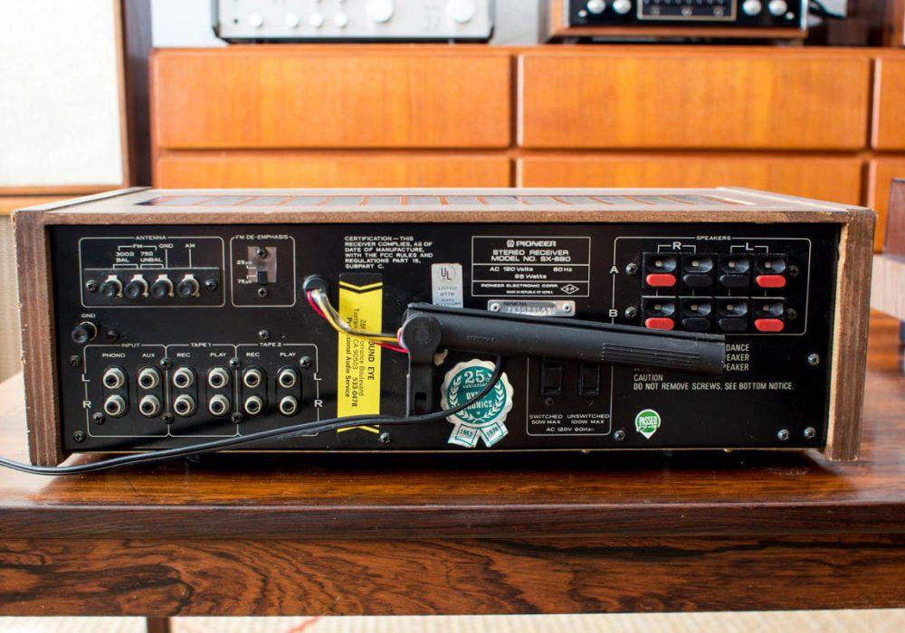 先锋 PIONEER SX-680 收扩机
