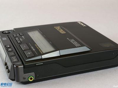 索尼 SONY D-555 CD随身听
