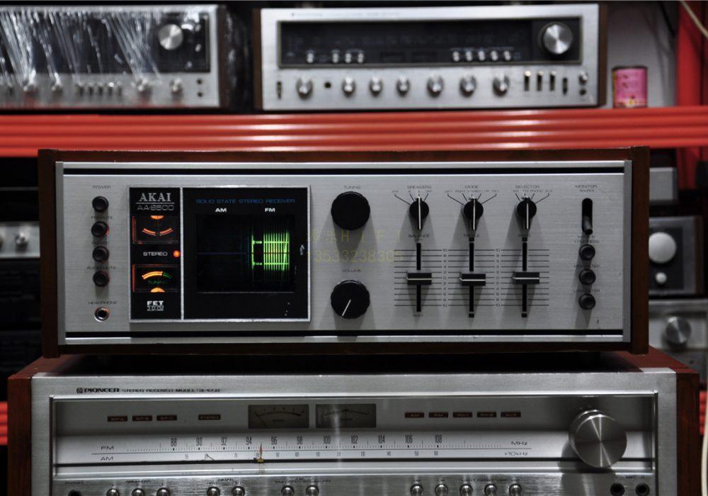 雅佳 AKAI AA-8500 FET 收扩机