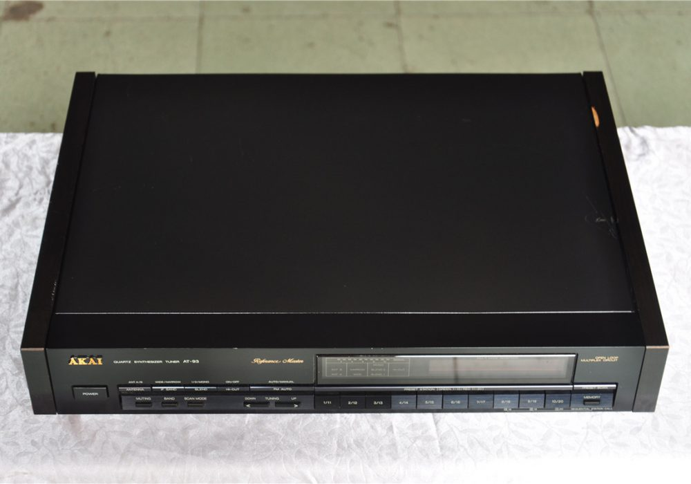 雅佳 AKAI AT-93 收音头