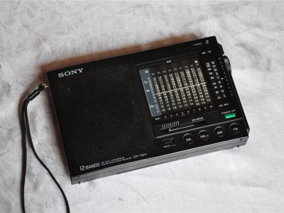 SONY ICF-7601 便携收音机
