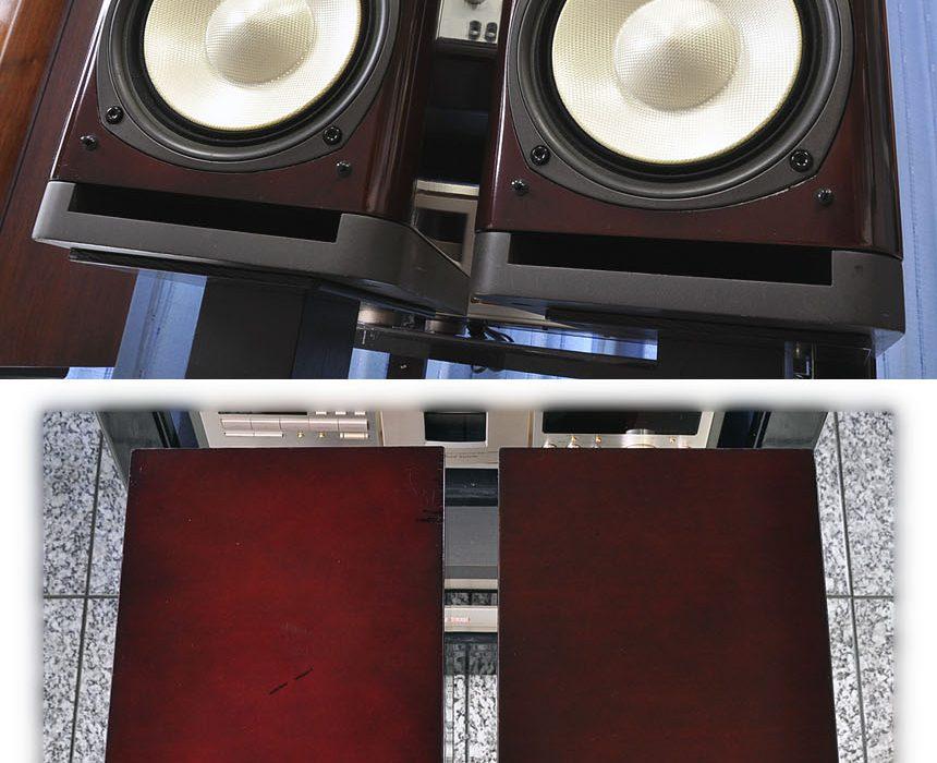 安桥 ONKYO D-302E 二分频书架音箱