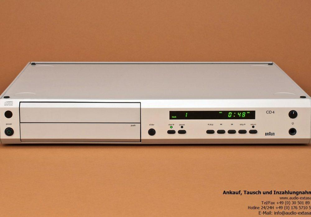 Braun Atelier CD4, CD Player