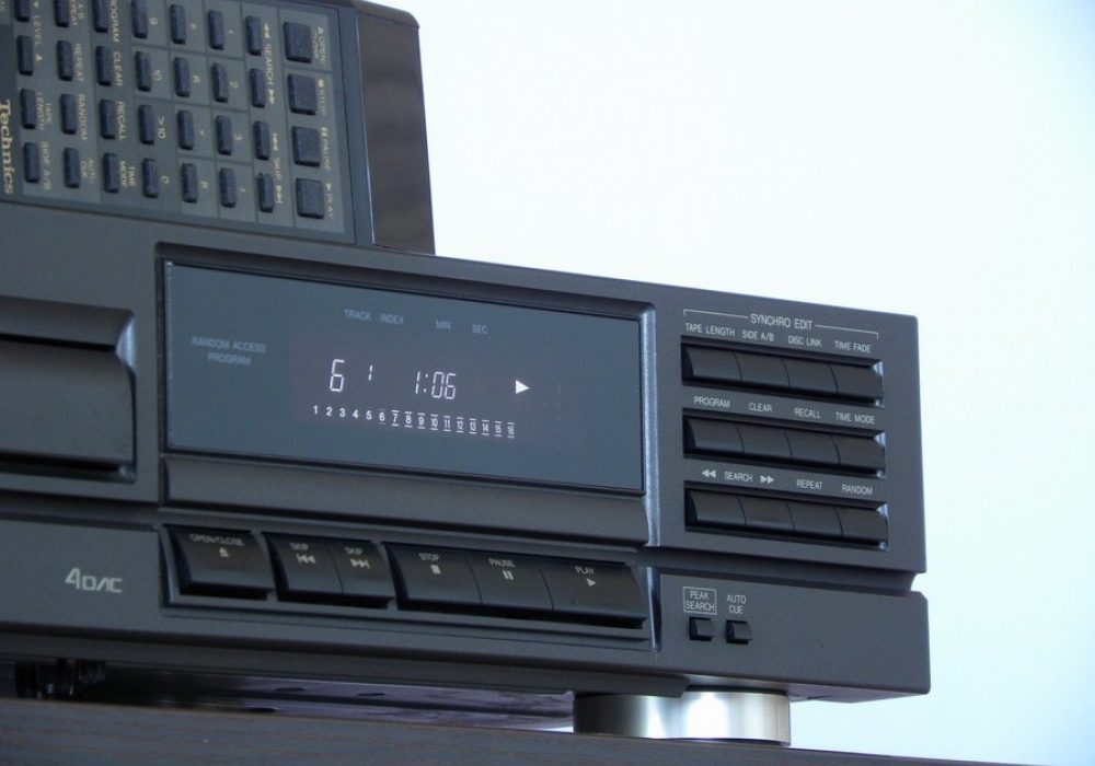 Technics SL-PG320A CD-Player CD播放机