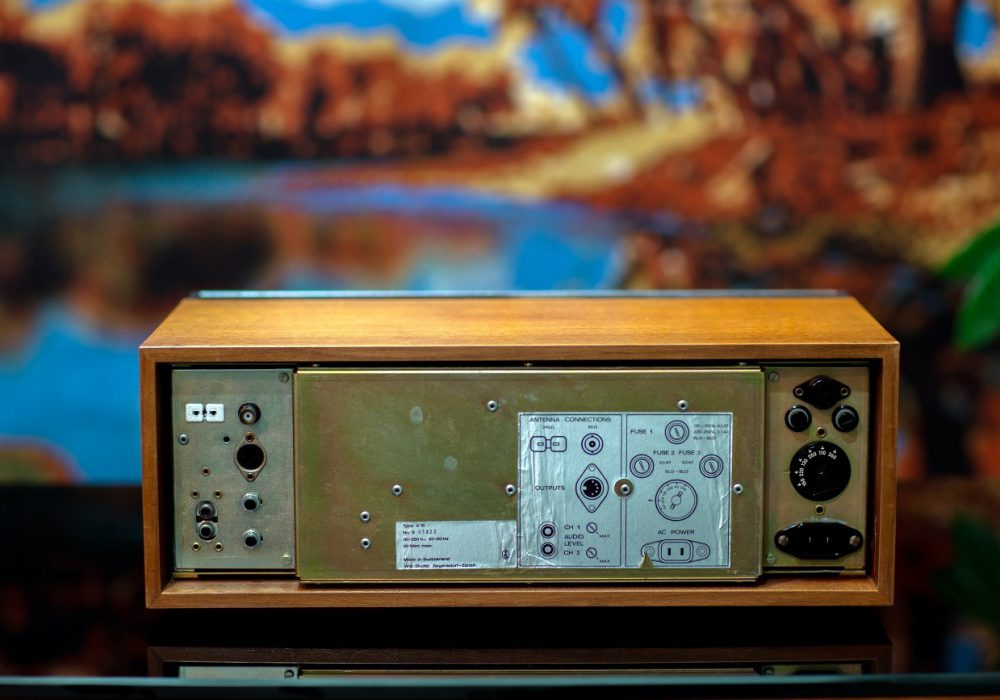 REVOX A76 收音头