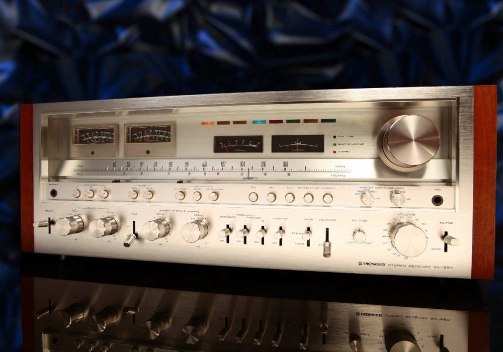 先锋 PIONEER SX-1980 收音头