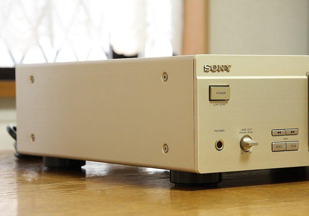 索尼 SONY CDP-XA7ES 顶级CD播放机