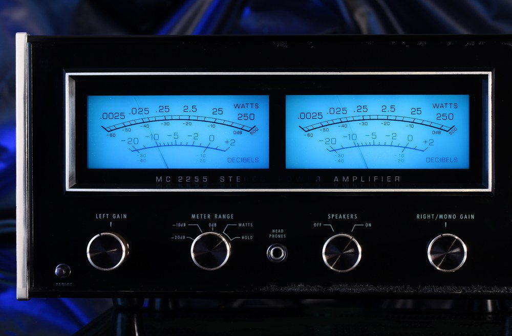 Mcintosh MC-2255 Power Amplifier