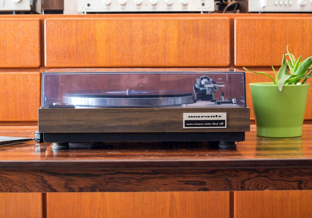 马兰士 Marantz 6100 黑胶唱机