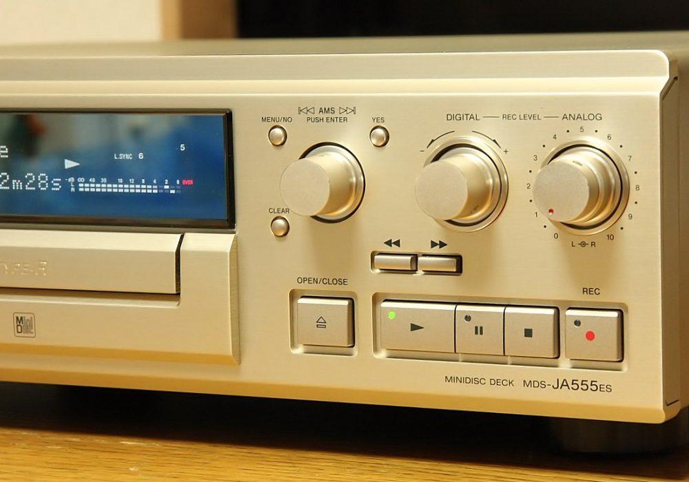 索尼 SONY MDS-JA555ES MD 播放机