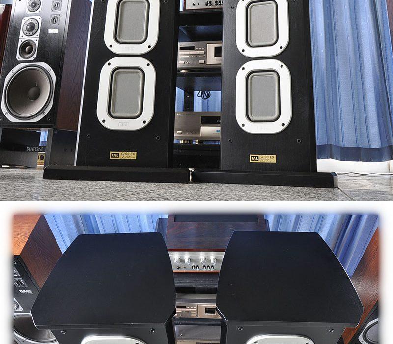 FAL Supreme C90-EXW Black 音箱美品