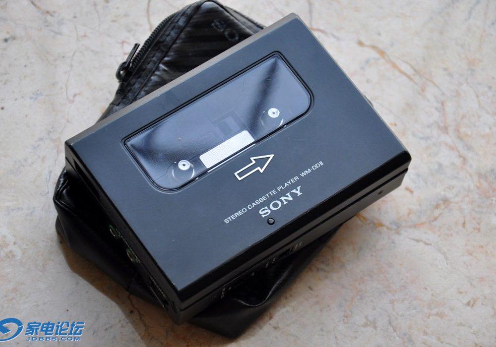 索尼 SONY DD II + JVC CQ-1K 磁带随身听