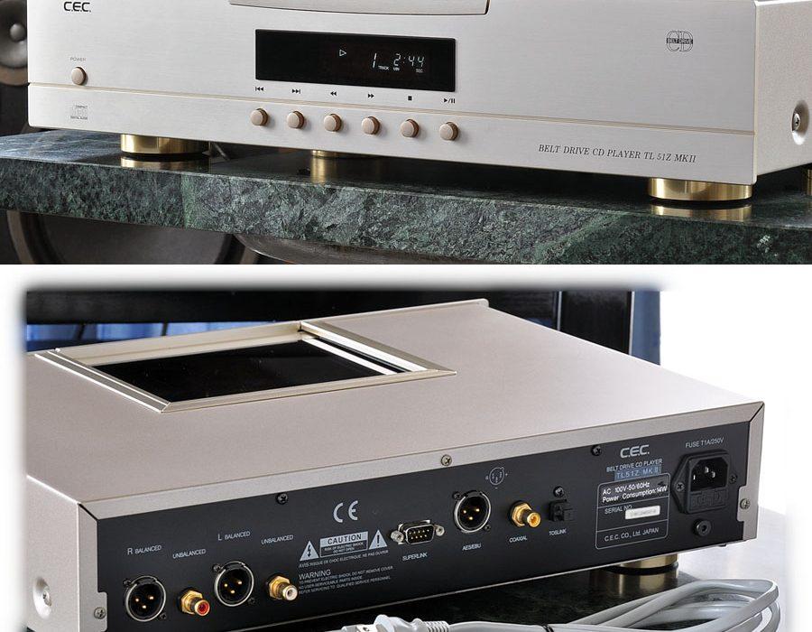 CEC 皮带驱动 CD机 C.E.C. TL51Z MkⅡ