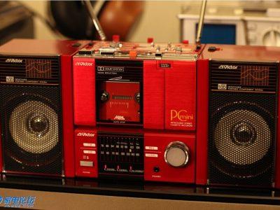 VICTOR PC-100 收录机,迷你音响