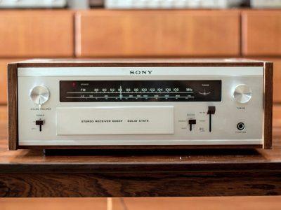 索尼 SONY STR-6060F 收音头