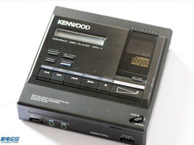 建伍 KENWOOD DPC-7 CD随身听