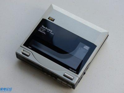 松下 Technics SL-XP7、根德CDP50 CD随身听
