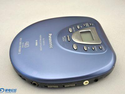 松下 Panasonic SL-SX510 CD随身听