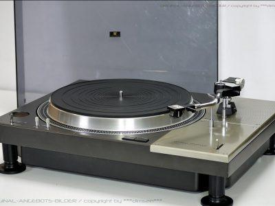 NATIONAL PANASONIC SL-1100  黑胶直驱唱机