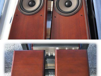 Victor SX-V7-M 三分频落地音箱