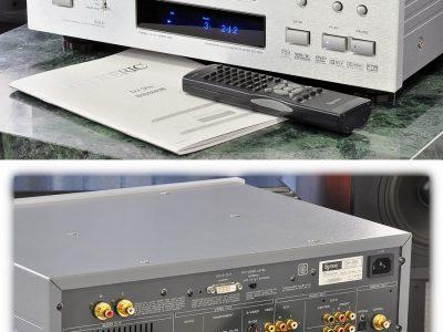 ESOTERIC DV-30s 通用播放器
