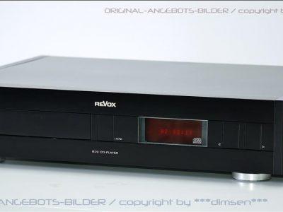 REVOX B22 Emotion CD机