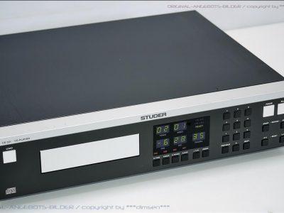 STUDER CD 221 专业CD机