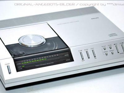 飞利浦 PHILIPS CD-100  CD播放机