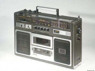 飞利浦 PHILIPS 774 立体声收录机