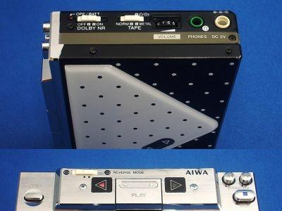 爱华 AIWA Cassette Boy HS-P9M 磁带机